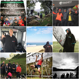 dryrobe Weekend Round Up