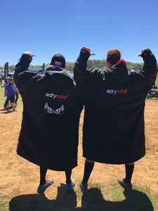dryrobe and the Ultra-OCR Grand Slam