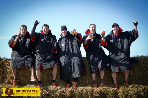 Rock Solid Race OCR Team Inov8 | dryrobe