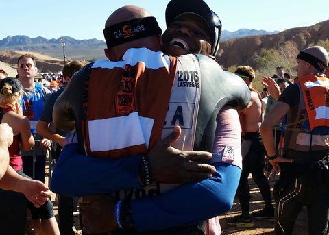 Jay Mazza Sean Corvelle Worlds Toughest Mudder 2016