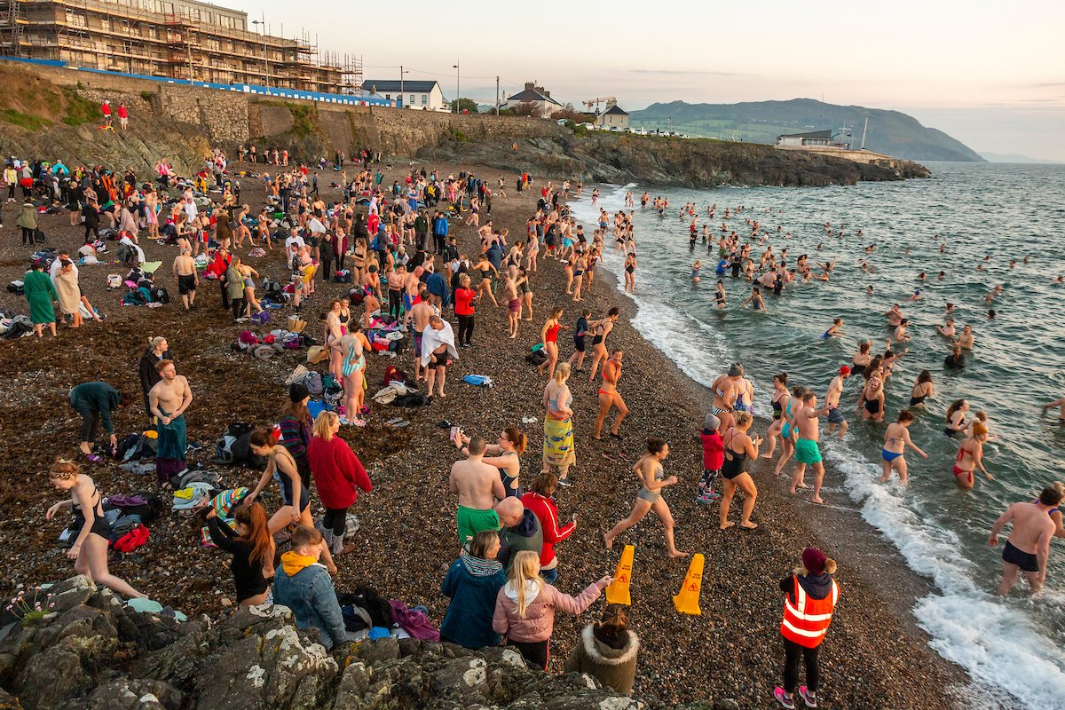 Happy Pear Swimrise May 2019 - Photos courtesy of Alan Rowlette