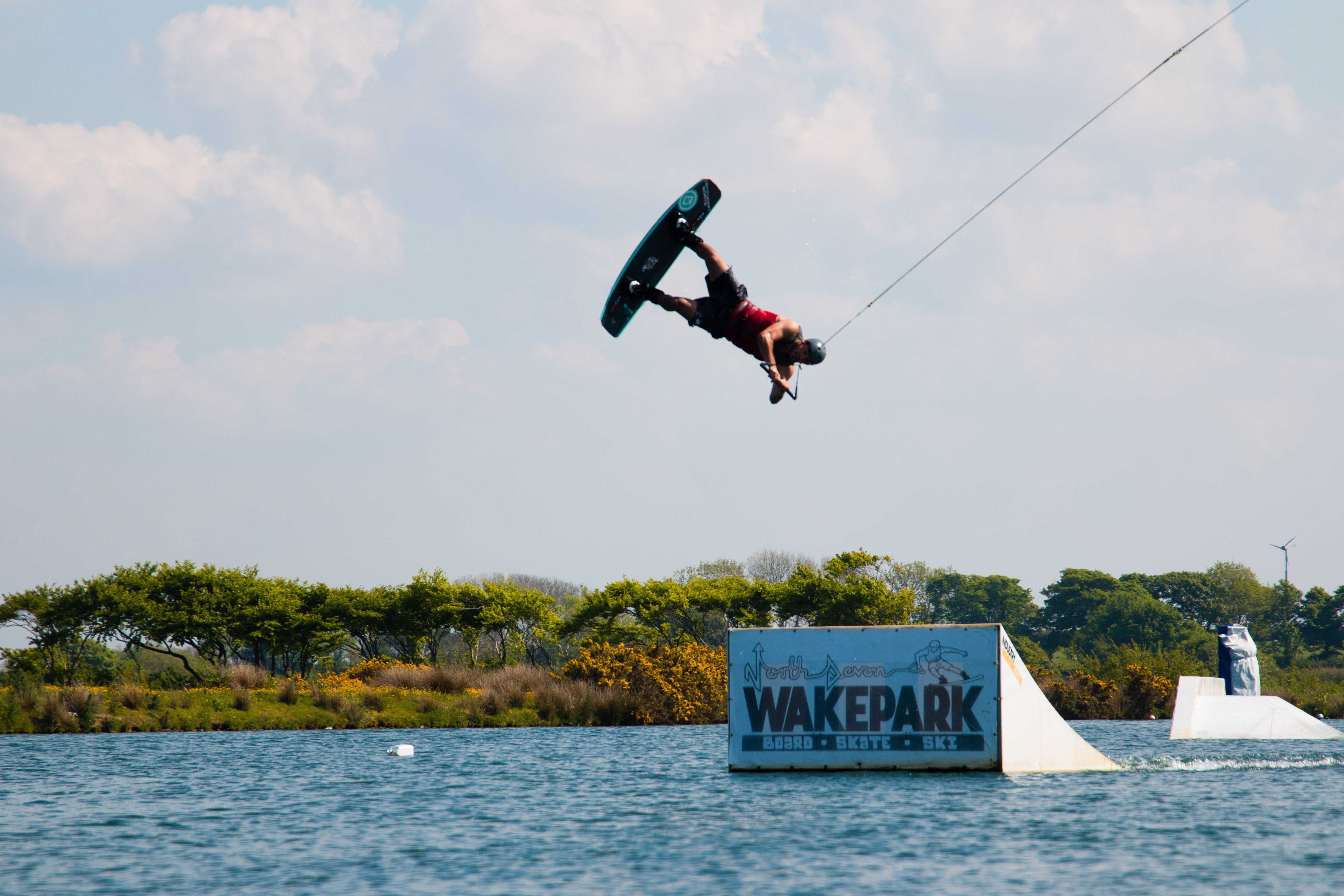 David O'Caoimh - Pro Wakeboarder