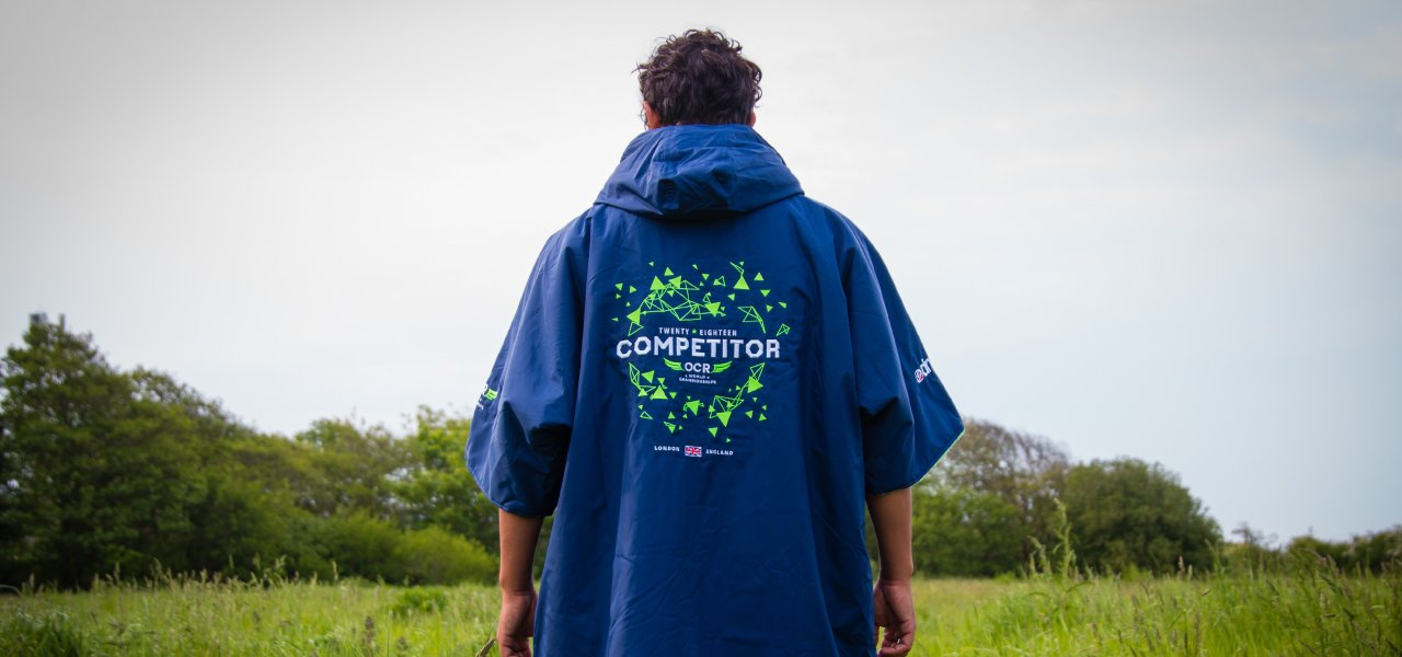 OCR World Championships dryrobe