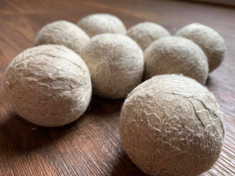 100% Hemp Vegan Dryer Ball