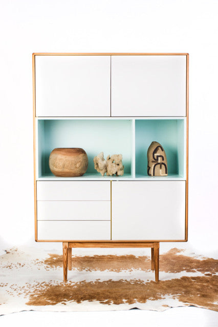 Range Storage / Display Cabinet