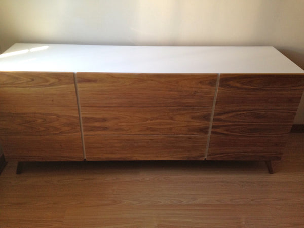Classic Modern Chest of Drawers
