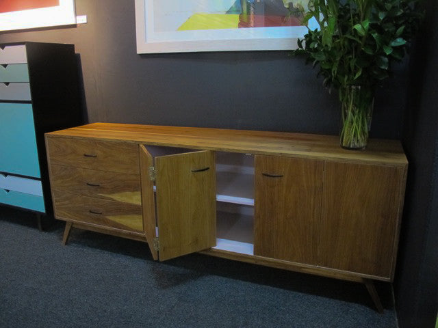 Folding Door Sideboard