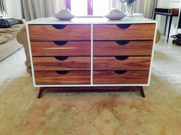 Double Drawer Chest