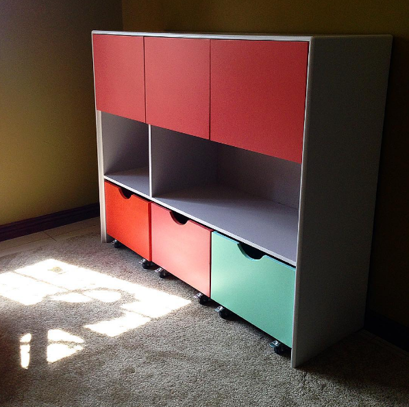 Range Toy Storage Unit