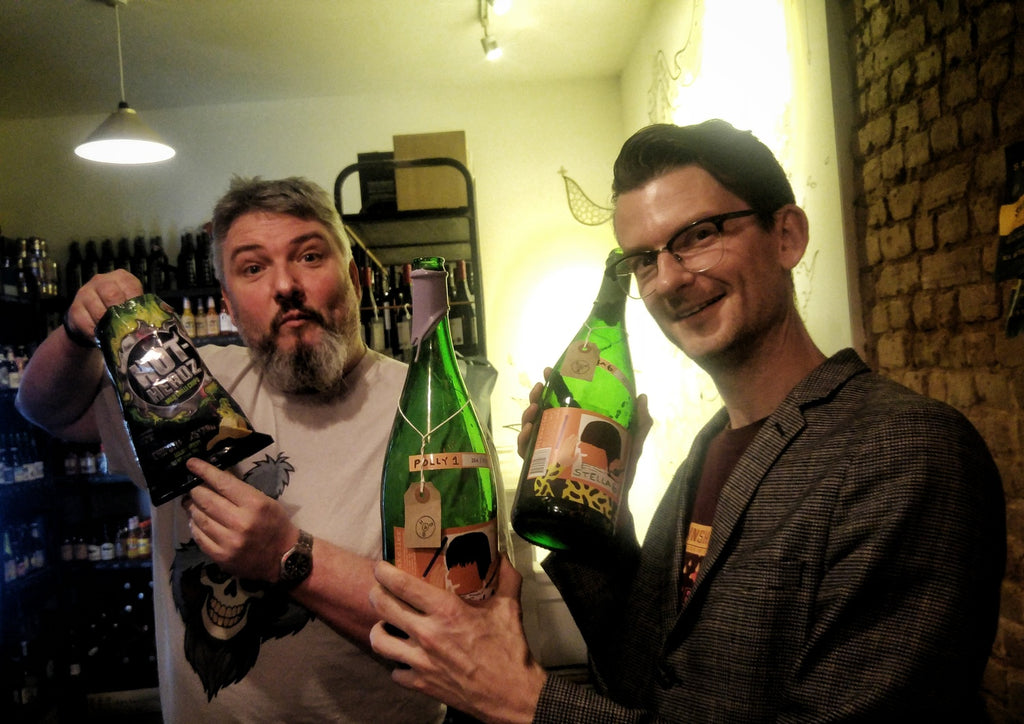 Hop Burns & Bottle Share with Gregg Irwin from Weird Beard Brew Co