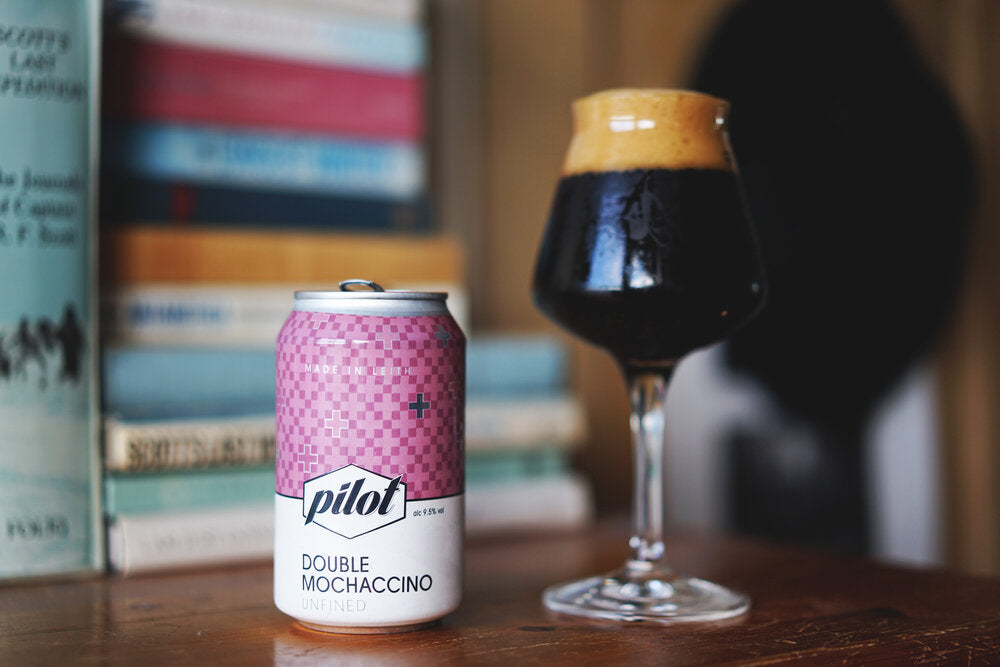 Fundamentals #63 — Pilot Double Mochaccino Imperial Stout