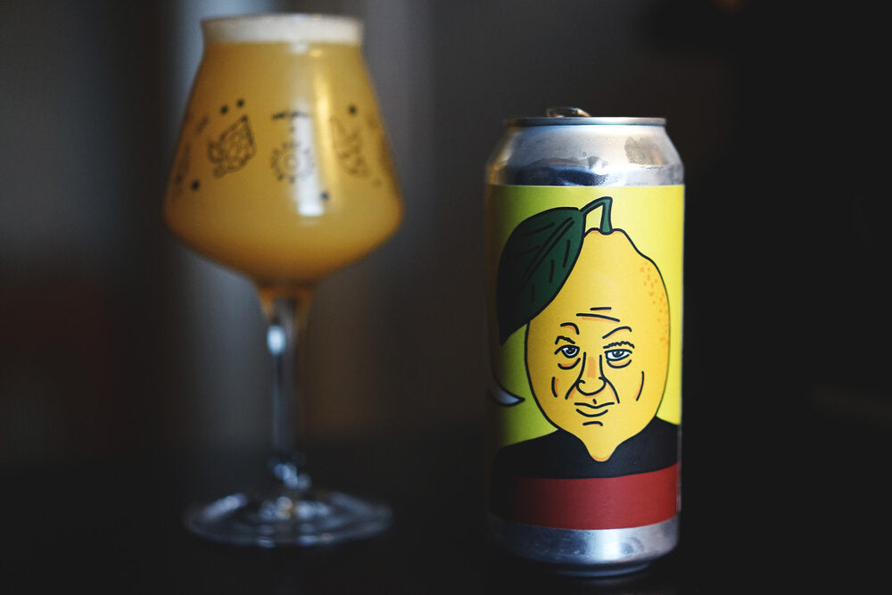 Fundamentals #66 — Ridgeside Picurd Lemon Curd Sour