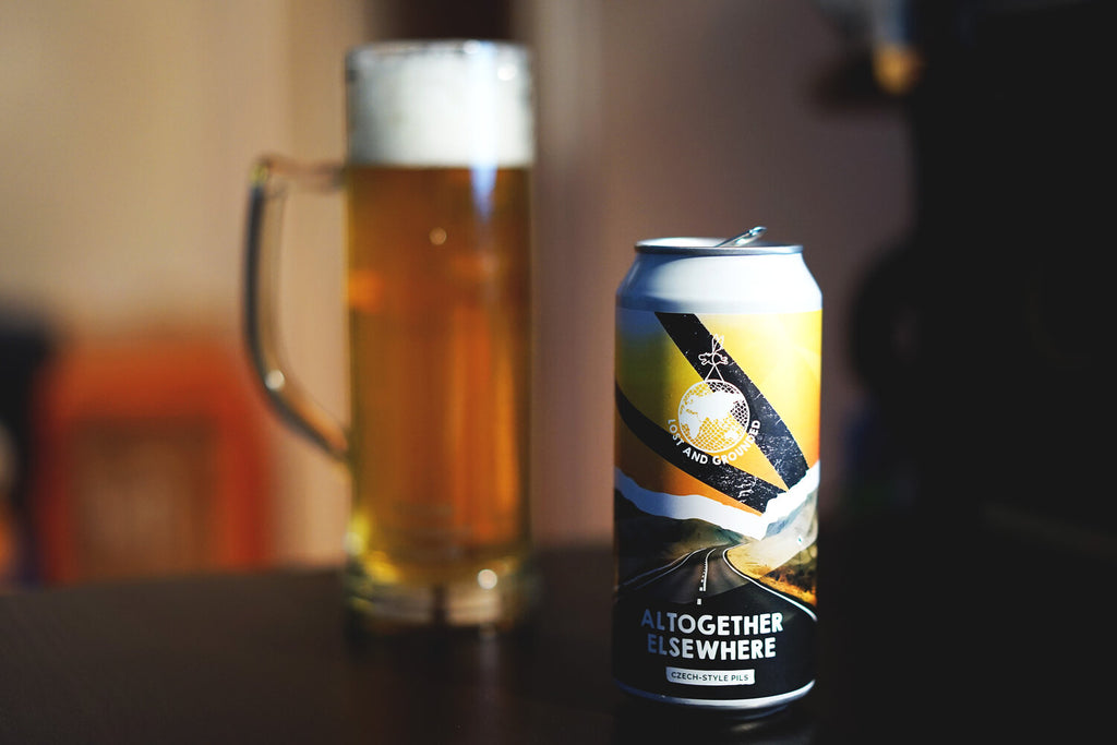 Fundamentals #68 — Lost and Grounded Altogether Elsewhere Czech-Style Pils