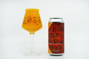Fundamentals #74 — Double-Barrelled The Big Fruit Heist Fruited Kettle Sour