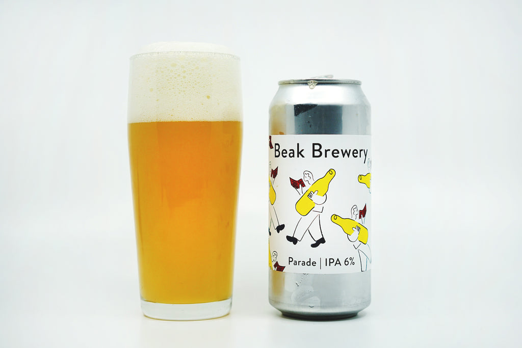 Fundamentals #73 —  The Beak Brewery Parade IPA