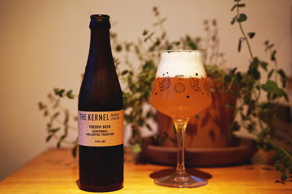 Fundamentals #49 — The Kernel Foeder Beer Centennial Hallertau Tradition