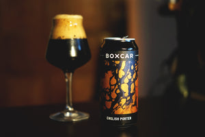 Fundamentals #70 — Boxcar English Porter