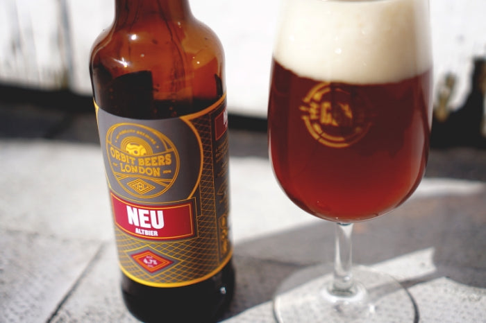 No More Heroes XV – Orbit Beers Neu