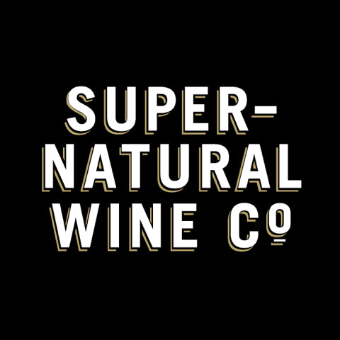 Supernatural Wine Co The Supernatural Sauvignon Blanc 2016 13% (750ml)-Hop Burns & Black