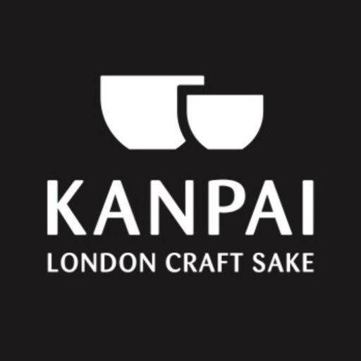Kanpai SUMI Clear, Pure & Dry Junmai Sake 14.5% (400ml)-Hop Burns & Black