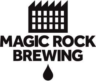 Magic Rock Human Cannonball Double IPA 9.2% (500ml can)-Hop Burns & Black