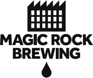 Magic Rock UnHuman Cannonball Triple IPA 11% (500ml can)-Hop Burns & Black