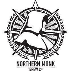 Northern Monk / Lonely Planet Travel Notes International IPA 6.5% (440ml can)-Hop Burns & Black