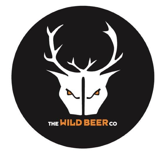 Wild Beer The Blend 2018 4.7% (750ml)-Hop Burns & Black