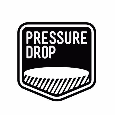 Pressure Drop Pale Fire APA 4.8% (440ml can)-Hop Burns & Black