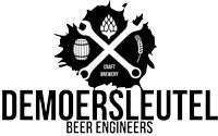 De Moersleutel Smeerolie Mexicake Imperial Stout 10% (440ml can)-Hop Burns & Black