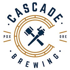 Cascade Nectarine 2019 6.8% (500ml)-Hop Burns & Black