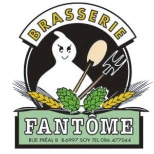 Fantôme Avec Burning Sky Farmhouse Ale 6.7% (750ml)-Hop Burns & Black