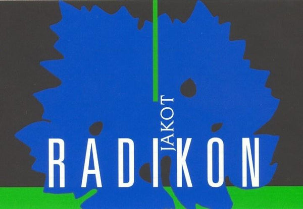 Radikon Jakot 2014 13% (500ml)-Hop Burns & Black