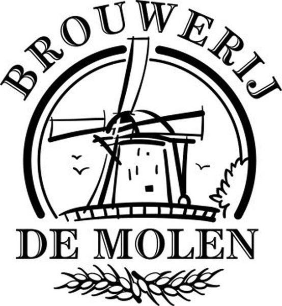 De Molen Hel & Verdoemenis Bowmore Barrel Aged Imperial Stout 11.8% (330ml)-Hop Burns & Black