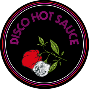 Disco Hot Sauce Disco Bear-y Hot Sauce (100ml)-Hop Burns & Black