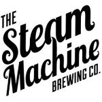 Steam Machine Breakfast in Chiang Mai Mango & Coconut DDH IPA 7% (440ml can)-Hop Burns & Black