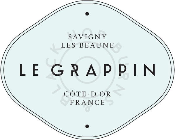 Le Grappin Rose du Grappin Cinsault 2019 12% (1.5 litre bagnum)-Hop Burns & Black