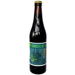 Townshend Brewery Flemish Stout 9% (500ml)-Hop Burns & Black