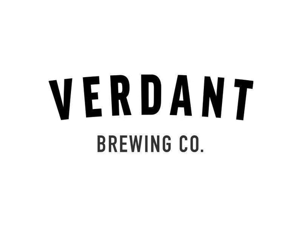Verdant Every Day Is A Different Dose American Wheat Beer 6% (440ml can)-Hop Burns & Black
