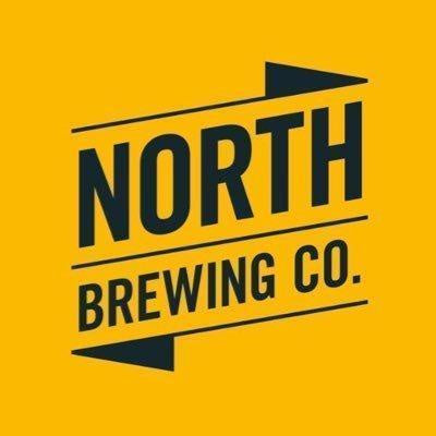 North Brewing Co Double Dry Hopped Transmission IPA 6.9% (440ml can)-Hop Burns & Black