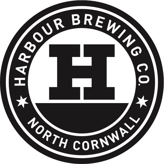Harbour Hinterland Coolship Saison 6.9% (750ml)-Hop Burns & Black