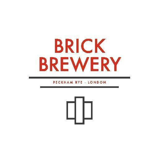 Brick Brewery Peckham Pale APA 4.5% CASE (24 x 330ml cans)-Hop Burns & Black