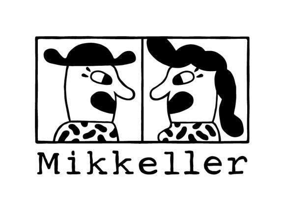 Mikkeller Racing Beer Non-Alcohol Lager 0.3% (330ml can)-Hop Burns & Black