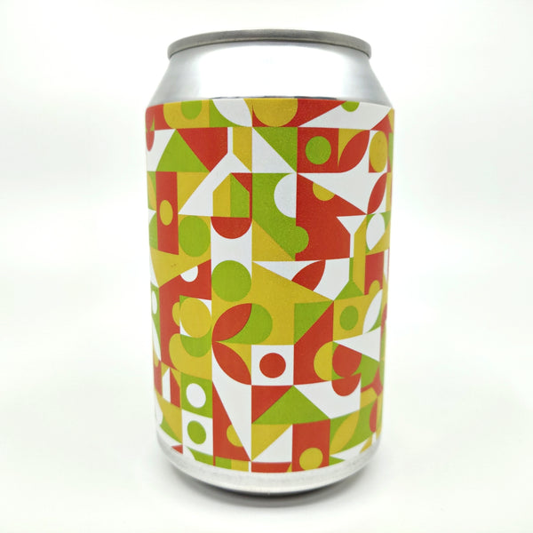 Brick Brewery Martini Sour 3.7% (330ml can)-Hop Burns & Black