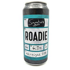Signature Brew Roadie All-Night IPA 4.3% (440ml can)