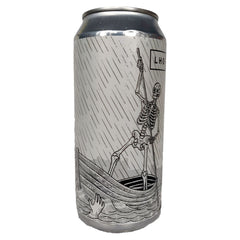 Left Handed Giant Deeper Water Stout 5.1% (440ml can)-Hop Burns & Black