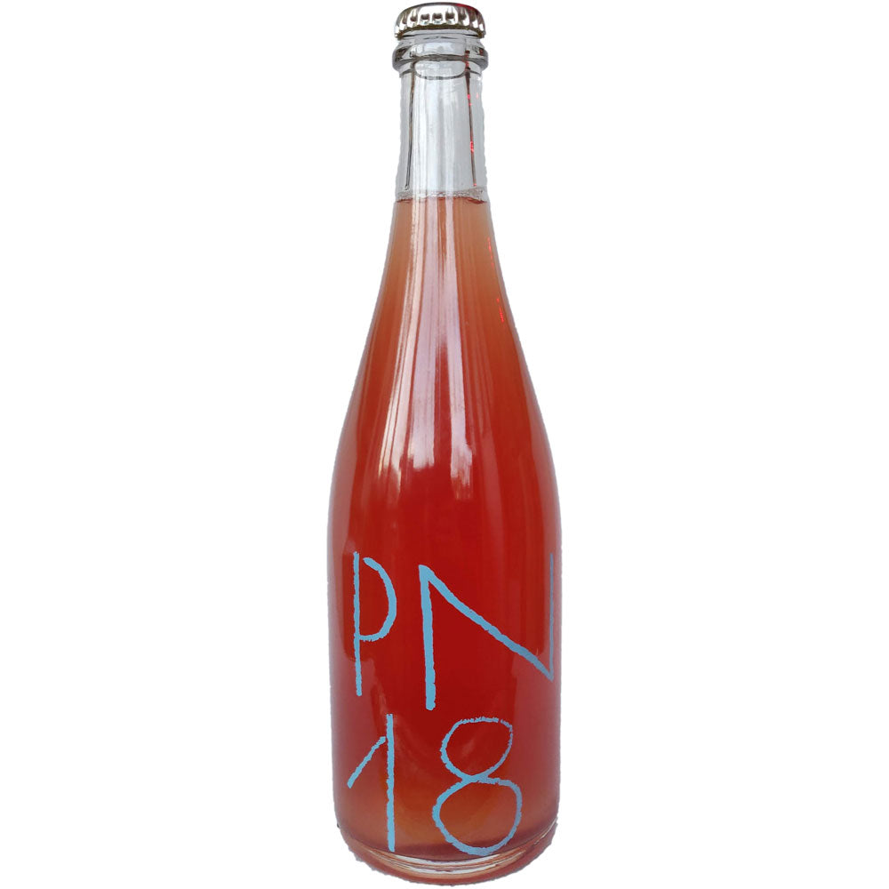 Tillingham PN18 Pet Nat Rose 10.5% (750ml)-Hop Burns & Black