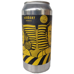 Verdant x Dugges Liesolve IPA 6.7% (440ml can)-Hop Burns & Black