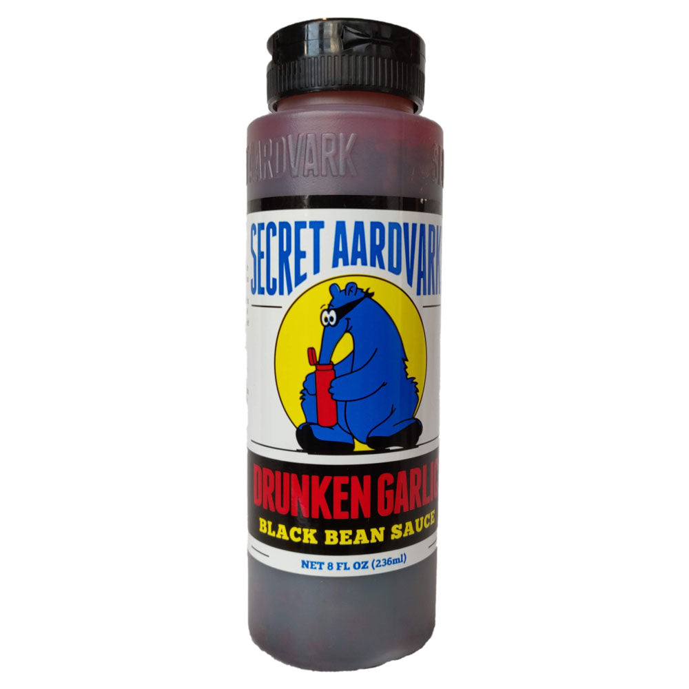Secret Aardvark Drunken Garlic Marinade (236ml)-Hop Burns & Black