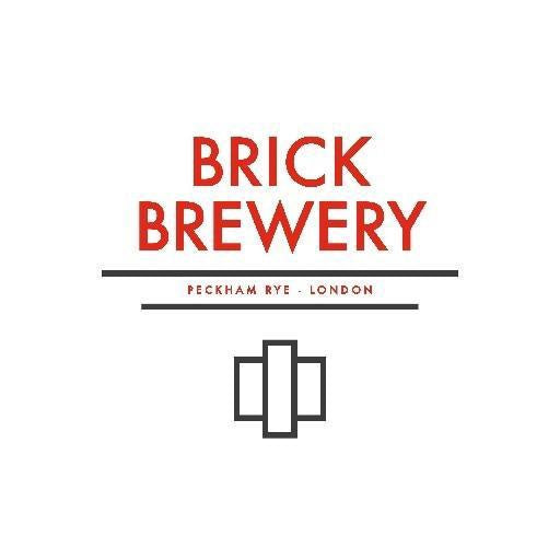 Brick Brewery Peckham Pils 4.8% (330ml can)-Hop Burns & Black